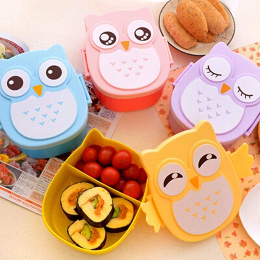 Kids Bento Box Food Container