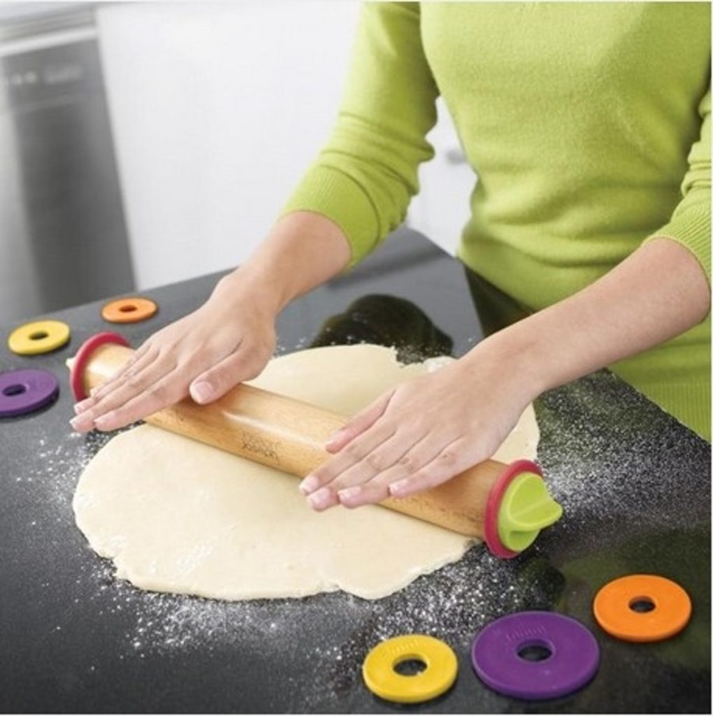 Adjustable Wooden Rolling Pin