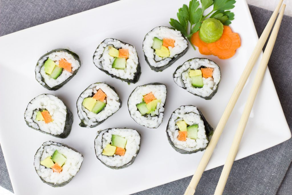 8 Reasons For You To Eat More Sushi