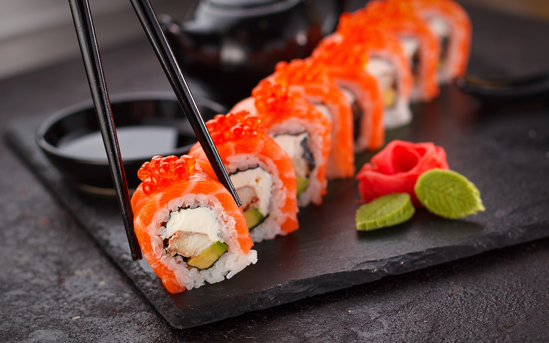 Food That You Don't Wanna Miss – Sushi It Is!