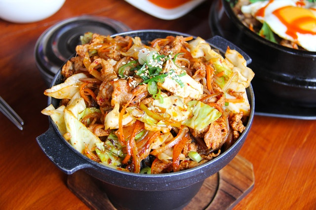 Korean Food Is Truly Delightful And Tasty
