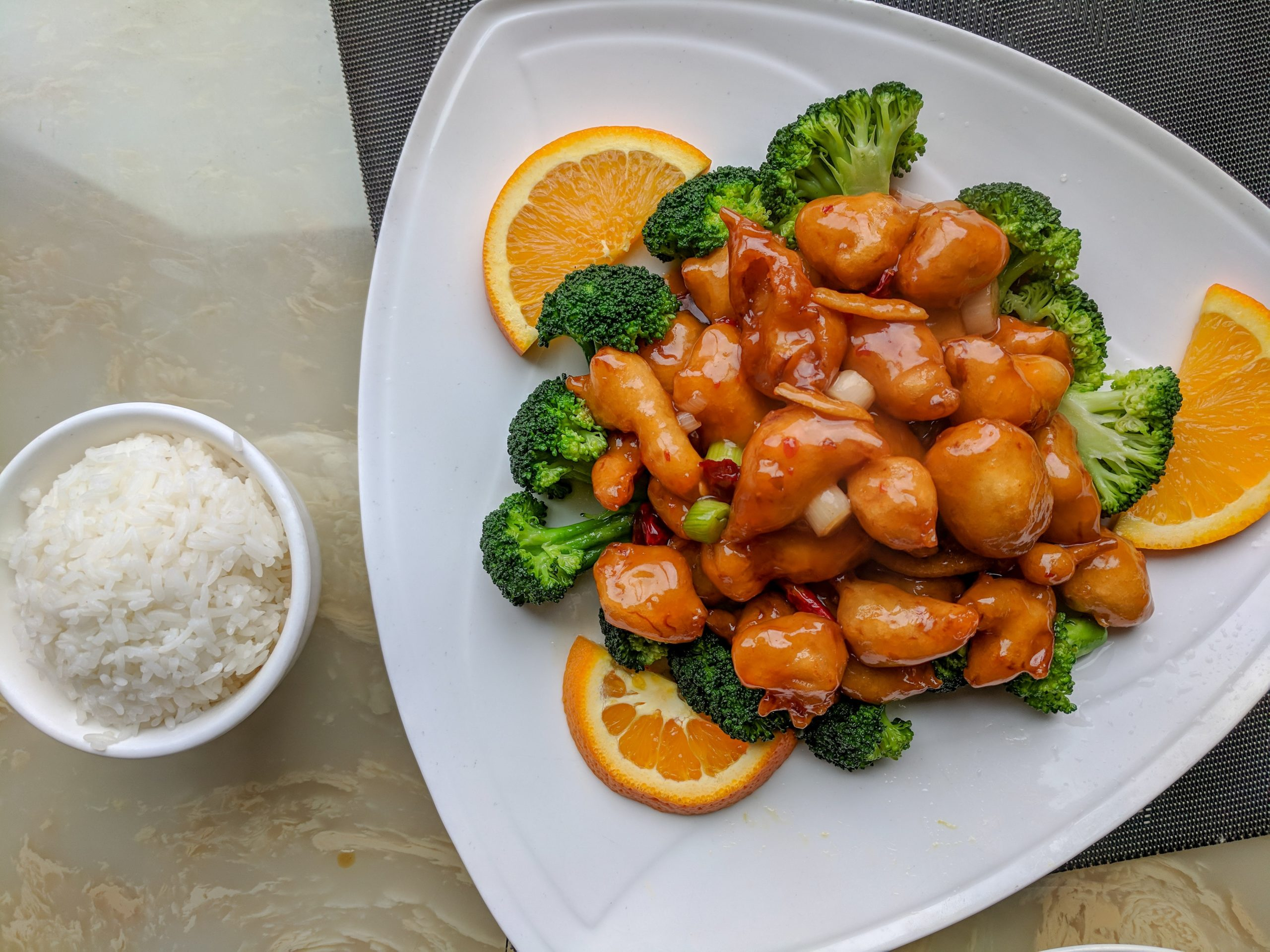 Some Unknown Healthy Chinese Food