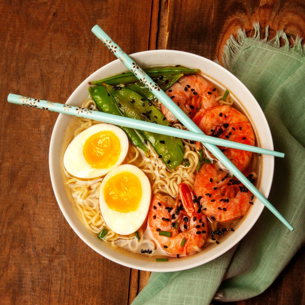 The Best Ramen In America - How To Make With Your Own Hands